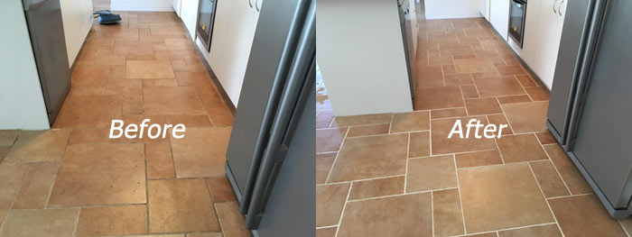 Tiles and Grout Cleaning Mount Binga