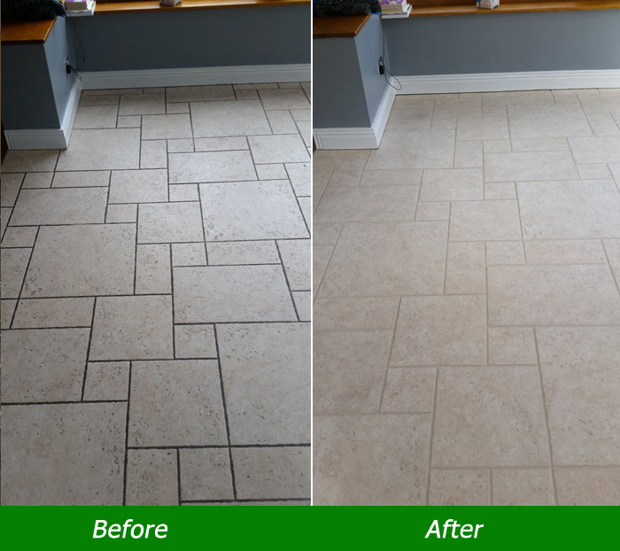 Tiles and Grout Cleaning Woodend